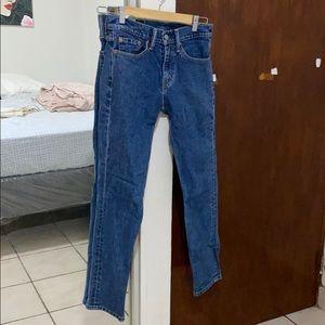 Levi's Jeans , low rise